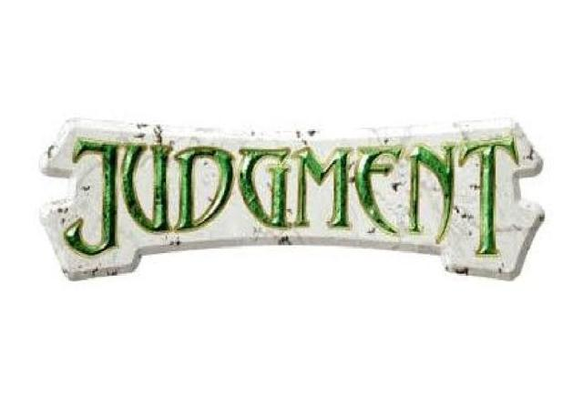 Judgment logo