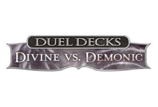 Dd divine vs demonic logo