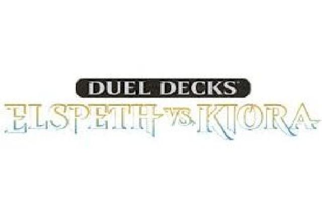 Dd elspeth vs kiora logo