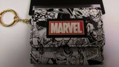 Marvel Trifold Wallet
