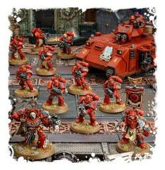 Start Collecting ! Blood Angels