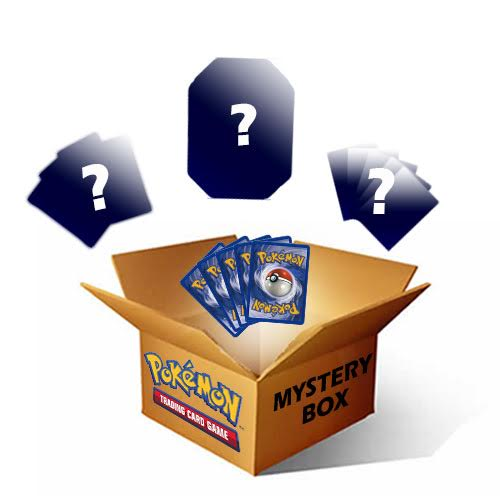 This is the BEST POKEMON CARDS MYSTERY BOX OPENING YOU'LL ... |Pokemon Mystery Box