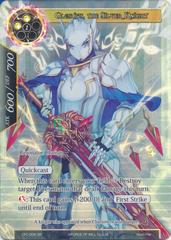 Glorius, the Silver Knight - CFC-006 - SR - Full Art