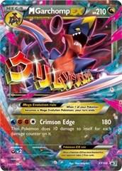 Mega Garchomp EX - XY168