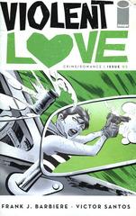 Violent Love #2 (Of 5) Cvr A Santos (Mr)