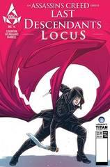 Assassins Creed Locus #4 (Of 4) Cvr A Wijngaard