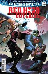 Red Hood And The Outlaws #5 Var Ed