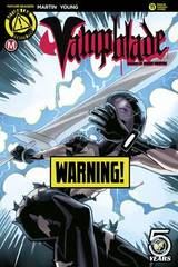 Vampblade #11 Cvr B Winston Young Risque (Mr)
