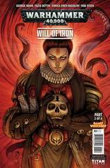 Warhammer 40000 Will Of Iron #3 (Of 4) Cvr B Bettin (Mr)