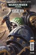 Warhammer 40000 Will Of Iron #3 (Of 4) Cvr D Svendsen (Mr)
