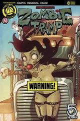 Zombie Tramp Ongoing #30 Cvr B Mendoza Risque (Mr)
