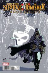 Doctor Strange Punisher Magic Bullets #2 (Of 4) Var