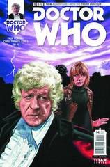 Doctor Who 3Rd #4 (Of 5) Cvr A Walker