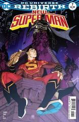 New Super Man #7 Var Ed