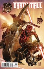 Star Wars: Darth Maul #1 (Of 5) Brooks Var