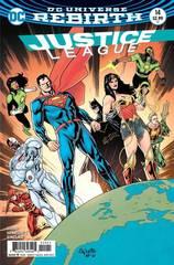 Justice League #14 Var Ed