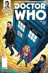 Doctor Who 9Th #10 Cvr A Bolson