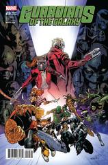 Guardians Of Galaxy #19 Final Issue Var