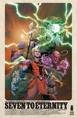 Seven to Eternity #3 2nd Ptg