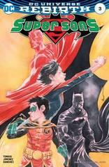 Super Sons #3 Var Ed (Note Price)