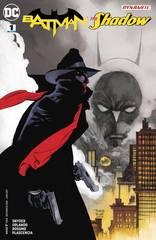 Batman The Shadow #1 (Of 6) Sale Var Ed