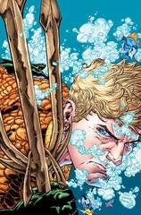Aquaman Rebirth #1 (OS) 2nd Ptg