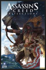 ASSASSINS CREED REFLECTIONS #4 (OF 4) CVR A SUNSETAGAIN (MR)