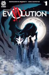 ANIMOSITY EVOLUTION #1 CVR A GAPSTUR (MR)