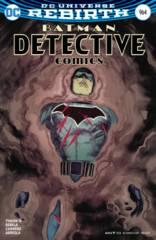DETECTIVE COMICS #964 VAR ED