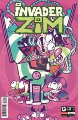 INVADER ZIM #21 BOYLE INCV VAR (C: 1-0-0)