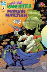 MARTIAN MANHUNTER MARVIN THE MARTIAN SPECIAL #1