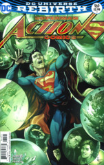 Action Comics #969 Var Ed