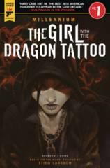 MILLENNIUM GIRL WITH THE DRAGON TATTOO #1 CVR D BOOK VAR