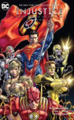 INJUSTICE GODS AMONG US YEAR FIVE HC VOL 03