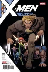 X-MEN BLUE #5