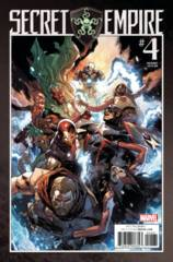 SECRET EMPIRE #4 (OF 10) LEINIL YU VAR