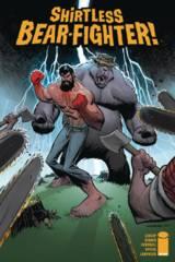 SHIRTLESS BEAR-FIGHTER #4 (OF 5) CVR A ROBINSON (MR)