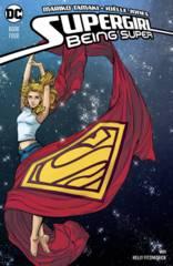 SUPERGIRL BEING SUPER #4 (OF 4)