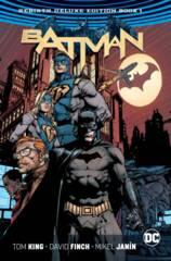 BATMAN REBIRTH DLX COLL HC BOOK 01