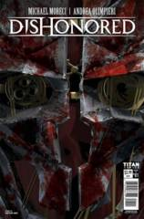 DISHONORED PEERESS AND THE PRICE #1 CVR B GAME VAR