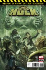 TOTALLY AWESOME HULK #22 WMD