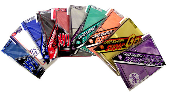 Japanese Card Sleeves Magic Products » Card Sleeves