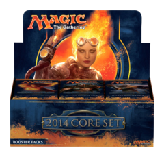 Magic 2014 Booster Box - French