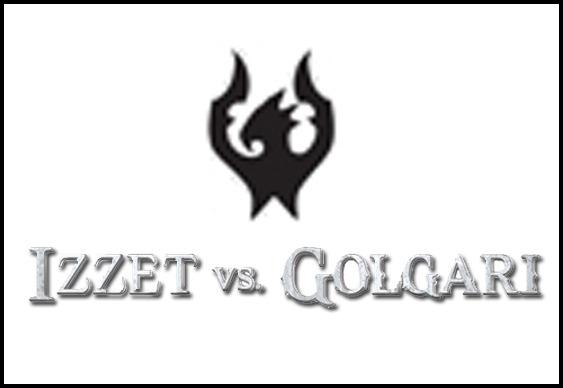 Izzet Vs Golgari Symbol Izzet vs golgariIzzet League Symbol