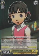 P4/EN-S01-004S SR Loves Junes! Nanako