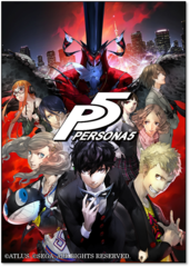 Persona 5 Booster Box (ENGLISH) -DELAYED INDEFINITELY-