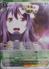 BD/W47-E004SP SP Glitter*Green, Yuri Ushigome