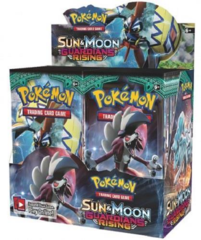 Sun and Moon 2 Guardians Rising Booster Box