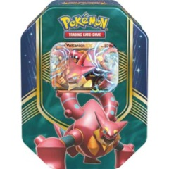 Volcanion EX Tin