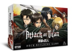 Attack on Titan Deck Building Game
